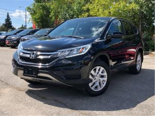 Used 2015 Honda CR-V SE, very low mileage, AWD for sale in Toronto, ON