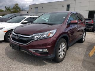 Used 2016 Honda CR-V SE, one owner, low mileage, AWD for sale in Toronto, ON