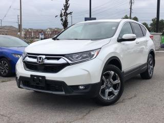 Used 2017 Honda CR-V EX-L, only 30,000 km for sale in Toronto, ON