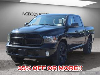 Used 2019 RAM 1500 Classic SLT Black Appearance for sale in Mississauga, ON