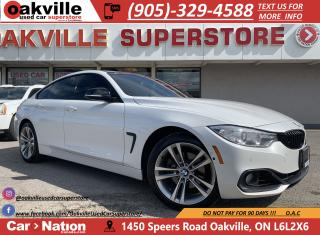 Used 2016 BMW 428i xDrive | NAVI | 360 CAM | BLIND SPOT | SUNROOF for sale in Oakville, ON