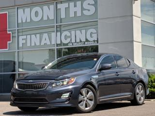 Used 2014 Kia Optima EX Premium | Panoramic Roof | Navigation for sale in St Catharines, ON