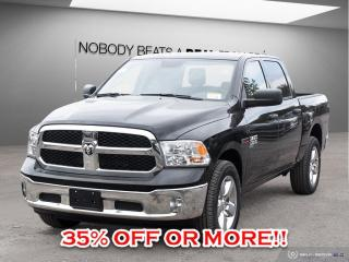 Used 2019 RAM 1500 CLASSIC for sale in Mississauga, ON
