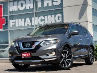 Used 2017 Nissan Rogue SL Platinum for sale in St Catharines, ON