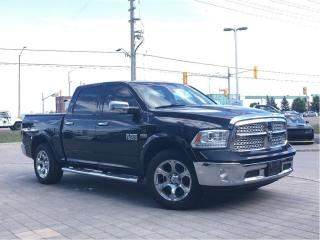Used 2013 RAM 1500 Laramie**4X4**NAV**Leather** for sale in Mississauga, ON