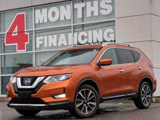 Used 2017 Nissan Rogue SL Platinum | Leather | Smart Cruise | Bose Sound for sale in St Catharines, ON