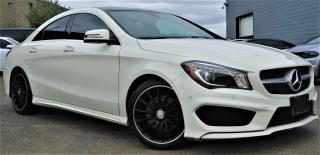 Used 2015 Mercedes-Benz CLA-Class 4dr Sdn CLA250 4MATIC for sale in Brampton, ON