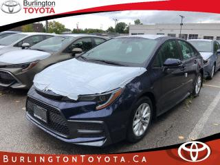 Used 2020 Toyota Corolla SE for sale in Burlington, ON