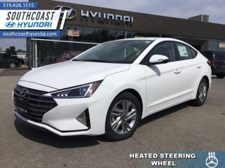 Used 2020 Hyundai Elantra Preferred IVT  - Sweet Style - $125 B/W for sale in Simcoe, ON