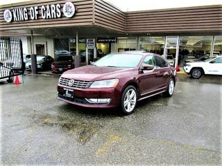 Used 2012 Volkswagen Passat TDI - HIGHLINE for sale in Langley, BC