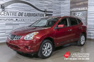 Used 2011 Nissan Rogue SL+AWD+CUIR+TOIT for sale in Laval, QC