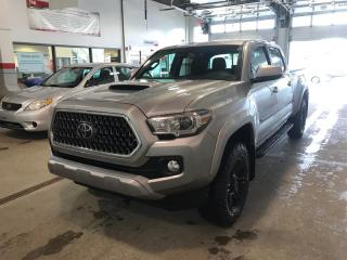 Used 2019 Toyota Tacoma TRD SPORT DOUBLE CAB 4X4 for sale in Québec, QC