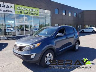 Used 2012 Kia Sportage AWD Auto LX, bluetooth, a/c, siège chauffant for sale in Chambly, QC