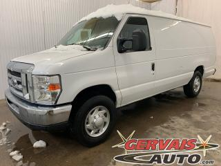 Used 2013 Ford Econoline E250 a/c for sale in Trois-Rivières, QC