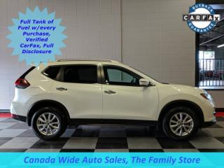 Used 2018 Nissan Rogue AWD,SV, Sunroof, Back Up Camera, Heated Seats for sale in Edmonton, AB