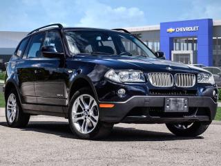 Used 2010 BMW X3 XDrive 30i for sale in Markham, ON