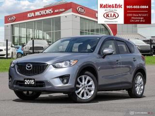 Used 2015 Mazda CX-5 GT for sale in Mississauga, ON