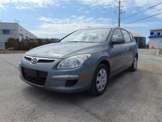 Used 2010 Hyundai Elantra Touring GL familiale man. 4 portes for sale in St-Eustache, QC
