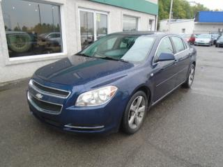 Used 2008 Chevrolet Malibu Berline 4 portes 2LT for sale in St-Jérôme, QC