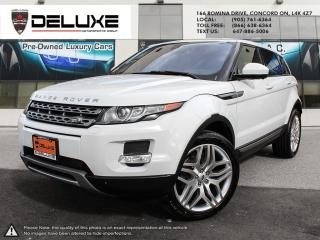 Used 2014 Land Rover Evoque Pure Plus 2014 LAND ROVER RANGE ROVER EVOQUE PURE PLUS- Engine: 2.0L I4,Maridian sound system Navigation $0 Do for sale in Concord, ON