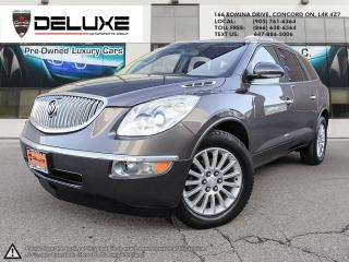 Used 2010 Buick Enclave 2010 BUICK ENCLAVE CX, 3.6L 7 PassengerVariable Valve Timing V6 DI Direct Injection $0 down OAC for sale in Concord, ON