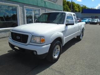 Used 2009 Ford Ranger Cabine Super 2 RM 126 po Sport for sale in St-Jérôme, QC