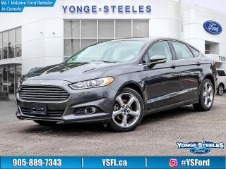 Used 2016 Ford Fusion SE for sale in Thornhill, ON