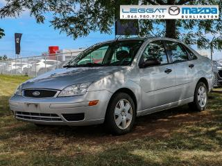 Used 2006 Ford Focus ZX4 for sale in Burlington, ON
