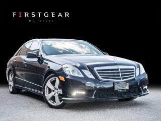 Used 2011 Mercedes-Benz E-Class E 350 I NAVIGATION for sale in Toronto, ON
