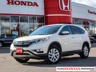 Used 2016 Honda CR-V SE--One Owner, Ready to be Yours!!! for sale in Milton, ON