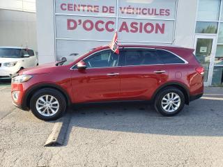 Used 2016 Kia Sorento 2.4L LX DEMARREUR A DISTANCE for sale in Montréal, QC