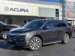 Used 2014 Acura MDX Navigation Package NAVI | BOARDS | TINT | LEATHER | AWD | 290HP for sale in Burlington, ON