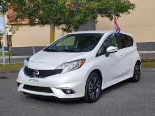 Used 2016 Nissan Versa Note SR for sale in Drummondville, QC