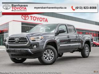 Used 2019 Toyota Tacoma 4x4 Double Cab V6 Auto SR5  - $296 B/W for sale in Ottawa, ON