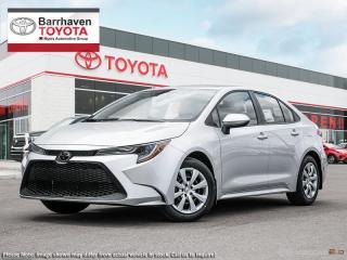Used 2020 Toyota Corolla LE  - Heated Seats - $145 B/W for sale in Ottawa, ON