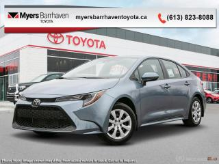 New 2020 Toyota Corolla LE  - Heated Seats - $145 B/W for sale in Ottawa, ON