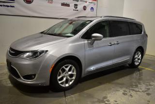 Used 2018 Chrysler Pacifica Touring-L Plus+google et Apple car Play& passagers for sale in Sherbrooke, QC