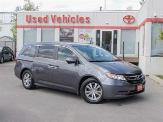 Used 2016 Honda Odyssey EX for sale in North York, ON