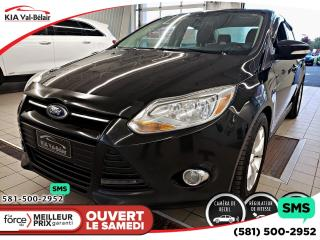 Used 2013 Ford Focus *SE*AIR*CRUISE*BLUETOOTH*LECTEUR CD* for sale in Québec, QC