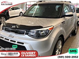 Used 2015 Kia Soul *EX*BLUETOOTH*SIÈGES CHAUFFANTS*CRUISE* for sale in Québec, QC