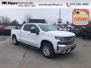 New 2020 Chevrolet Silverado 1500 LTZ  - for sale in Kemptville, ON