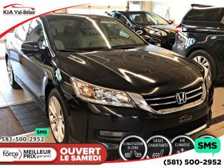 Used 2014 Honda Accord *TOURING*V6*CUIR*GPS* CAMÉRA* for sale in Québec, QC