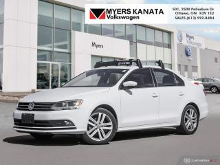 Used 2015 Volkswagen Jetta Highline 1.8T 5sp  - Certified for sale in Kanata, ON