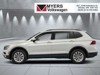 New 2019 Volkswagen Tiguan COMFORTLINE 4Motion for sale in Kanata, ON