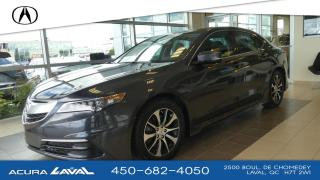 Used 2015 Acura TLX Premium for sale in Laval, QC