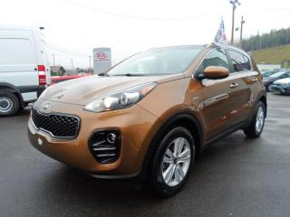 Used 2017 Kia Sportage LX 4 portes TI for sale in Val-David, QC