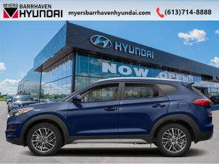 Used 2020 Hyundai Tucson Preferred w/ Trend  - Sunroof - $109.97 /Wk for sale in Nepean, ON