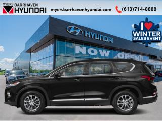 New 2020 Hyundai Santa Fe 2.4L Preferred AWD w/Sunroof  - $242 B/W for sale in Nepean, ON