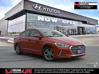 Used 2017 Hyundai Elantra GL  - $86.93 /Wk - Low Mileage for sale in Nepean, ON