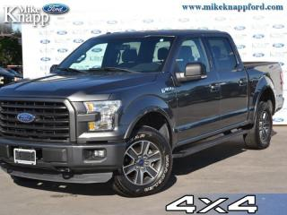 Used 2016 Ford F-150 XLT  - SiriusXM - Low Mileage for sale in Welland, ON